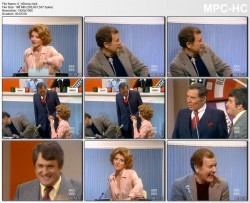 FANNIE FLAGG *cleavage, open blouse* - Match Game