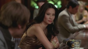 Lucy Liu-Dirty Sexy Money Season 2:The Birthday Present Vidcaps