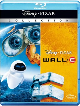 Wall-E (2008) Full Blu-Ray 39Gb AVC ITA GER DTS-ES ENG DTS-HD MA 5.1
