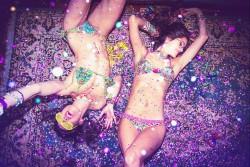 Beso de Sal Swimwear - Beautiful Fools Collection (2014)