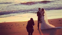 "Alex Morgan says ""I do"" on New Year's Eve"