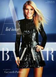 Gwyneth Paltrow - Harpers Bazaar UK Feb.2015