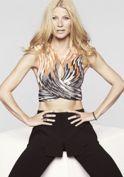 Gwyneth Paltrow - Marie Claire Magazine February 2015
