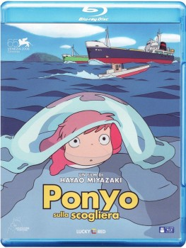 Ponyo sulla scogliera (2008) Full Blu-Ray 46Gb AVC ITA DD 2.0 JAP DTS-HD MA 6.1 MULTI