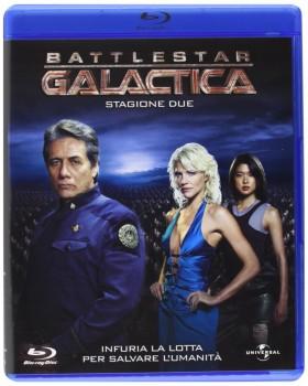 Battlestar Galactica - Stagione 2 (2006) [5-Blu-Ray] Full Blu-Ray 220Gb AVC ITA GER DTS 2.0 ENG DTS-HD MA 5.1
