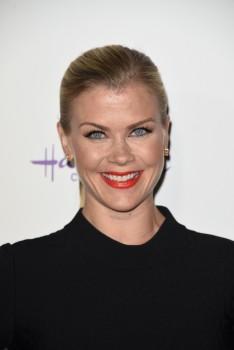 Alison Sweeney Hallmark Channel TCA Press Tour in Pasadena 1/8/15 11