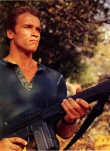 Коммандо / Commando (Арнольд Шварценеггер, 1985) 6059b6380292531