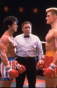 Рокки 4 / Rocky IV (Сильвестр Сталлоне, Дольф Лундгрен, 1985) 78b1f9380291271