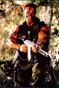 Коммандо / Commando (Арнольд Шварценеггер, 1985) 824da9380292629