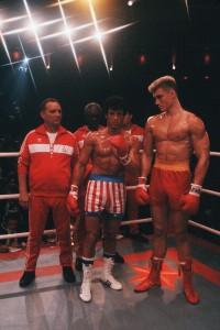 Рокки 4 / Rocky IV (Сильвестр Сталлоне, Дольф Лундгрен, 1985) 93f759380291261