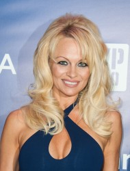 Pamela Anderson - 4th Annual Sean Penn & Friends HELP HAITI HOME Gala in LA 1/10/15