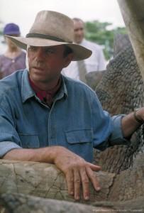Парк Юрского периода / Jurassic Park (Сэм Нил, Джефф Голдблюм, Лора Дерн, 1993)  79ec22380761863