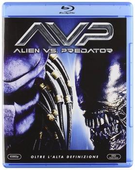Alien vs. Predator (2004) Full Blu-Ray 30Gb MPEG-2 ITA SPA DTS 5.1 ENG DTS-HD MA 5.1