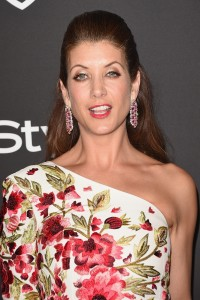 Kate Walsh, InStyle Golden Globes Party, L.A 11/01/15