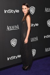 Maggie Q - InStyle and Warner Bros 2015 Golden Globes After Party in Beverly Hills 1/11/15