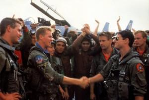Лучший стрелок / Top Gun (Том Круз, 1986) A41f3f381285710