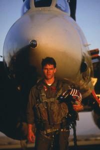 Лучший стрелок / Top Gun (Том Круз, 1986) Fc850a381284540