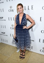 Brittany Snow - ELLE's Annual Women In Television Celebration in West Hollywood 1/13/15