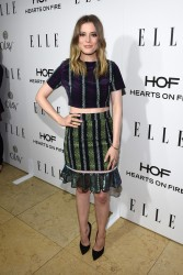 Gillian Jacobs - ELLE's Annual Women in Television Celebration 1/13/15