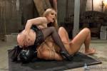 Aiden Starr, Rose Rhapsody : Caged Slut - Kink/ WhippedAss (2014/ SiteRip)