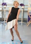 "Julianne Hough - Hosting the ""Swirl"" Dance Off in NYC 1/15/15"