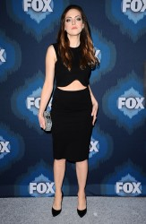 Elizabeth Gillies - FOX Winter TCA All-Star Party 1/17/15