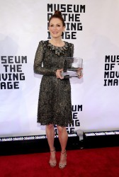 Julianne Moore - Museum Of The Moving Image Honors Julianne Moore in NYC 1/20/15