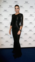 Adriana Lima - IWC Gala Dinner in Geneva, Switzerland 1/20/15