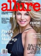 Stacy Ferguson Fergie - Allure, February 2015, pics+video