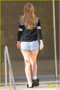 Iggy Azalea - Wearing short shorts in West Hollywood *Back Shots* 1/18/15