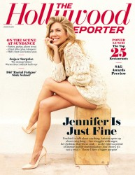 Jennifer Aniston - The Hollywood Reporter 2015