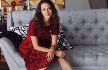 Amy Acker 'Zooey magazine'