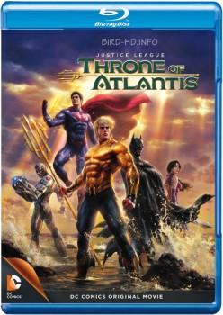 Justice League: Throne of Atlantis 2015 m720p BluRay x264-BiRD