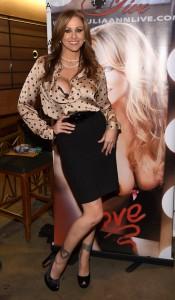 Julia Ann Adult Entertainment Expo 2015 In Vegas January 22, 2015