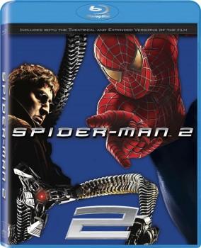 Spider-Man 2 (2003) Full Blu-Ray 42Gb AVC ITA TrueHD 5.1 ENG DD 5.1 MULTI