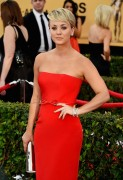 Kaley Cuoco - 21st Annual Screen Actors Guild Awards in LA January 25-2015 x2