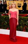 Melissa Rauch @ 21st Annual Screen Actors Guild Awards in Los Angeles 1/25/15