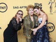 Carrie Fisher - 21st Annual Screen Actors Guild Awards 25.1.2015 x72