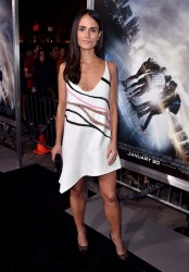 "Jordana Brewster - Premiere of ""Project Almanac"" 1/27/15"