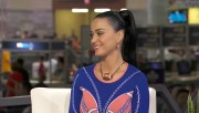 Katy Perry - leggy interview for NFL Halftime show, January 29, 2015