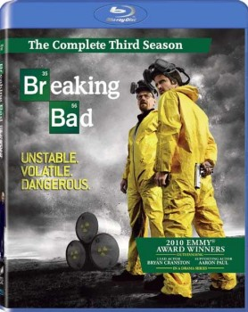 Breaking Bad - Reazioni collaterali - Stagione 3 (2011) [3-Blu-Ray] Full Blu-ray 130Gb AVC ITA DD 5.1 ENG DTS-HD MA 5.1