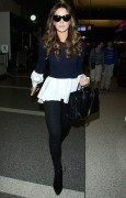 Kate Beckinsale Arrives at Los Angeles International Airport February 1-2015 x35