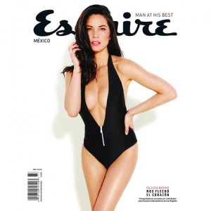 Olivia Munn - Esquire Mexico Cover (LQ)