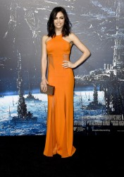 "Jenna Dewan-Tatum - ""Jupiter Ascending"" Premiere in Hollywood 2/2/15"