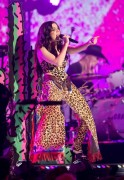 Charli XCX - Performing on 'Jimmy Kimmel Live!' in Hollywood 2/3/15