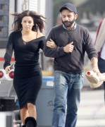 Eva Longoria - On set in Malibu 2/5/15