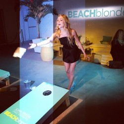 Annasophia Robb - John Frieda Beach Blonde Launch Event 2/05/15