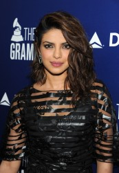 Priyanka Chopra - Delta Air Lines' GRAMMY Kick-Off Party in West Hollywood 2/5/15