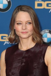 Jodie Foster at the 67th Annual Directors Guild Of America Awards at the Hyatt Regency Century Plaza in Century City, California on February 7, 2015