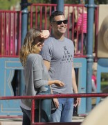 Jessica Alba Spends a day at Coldwater Park in Los Angeles February 8-2015 x62